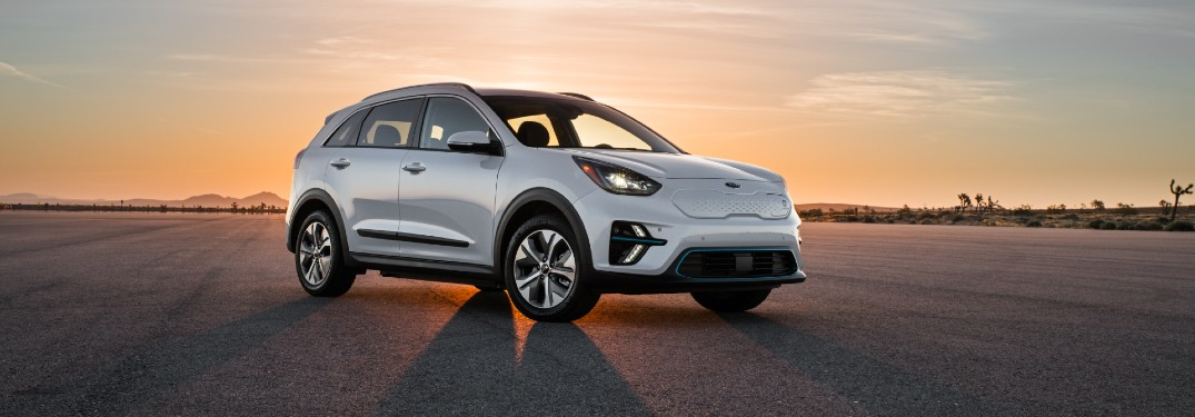What are the Color Options of the 2020 Kia Niro Plug-In Hybrid?