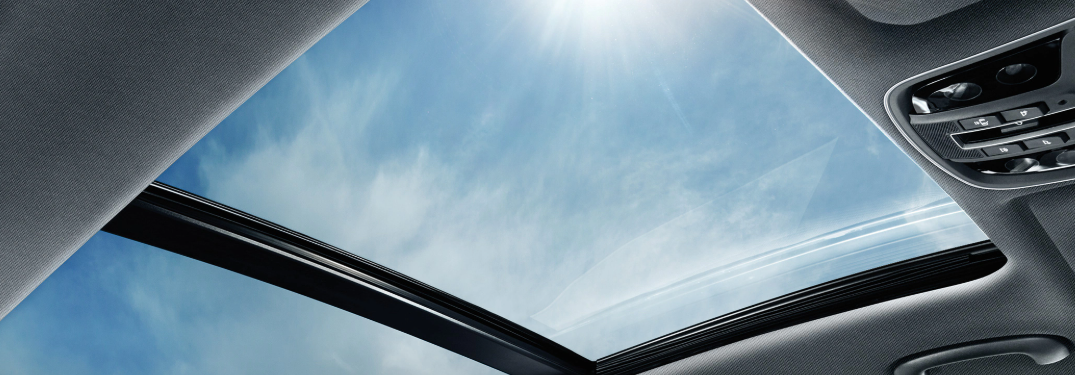 Which Kia Models Have an Available Sunroof?