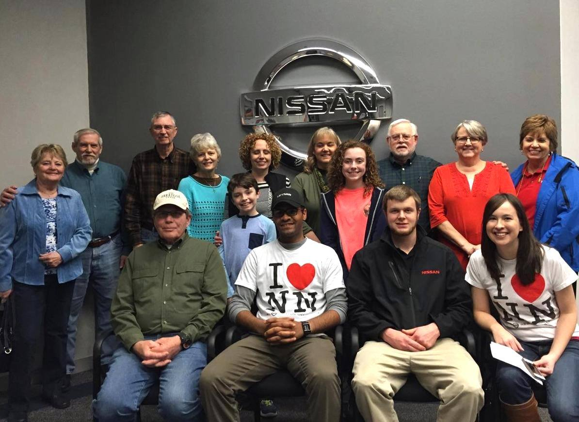 Nissan Plant Tour in Smyrna, TN