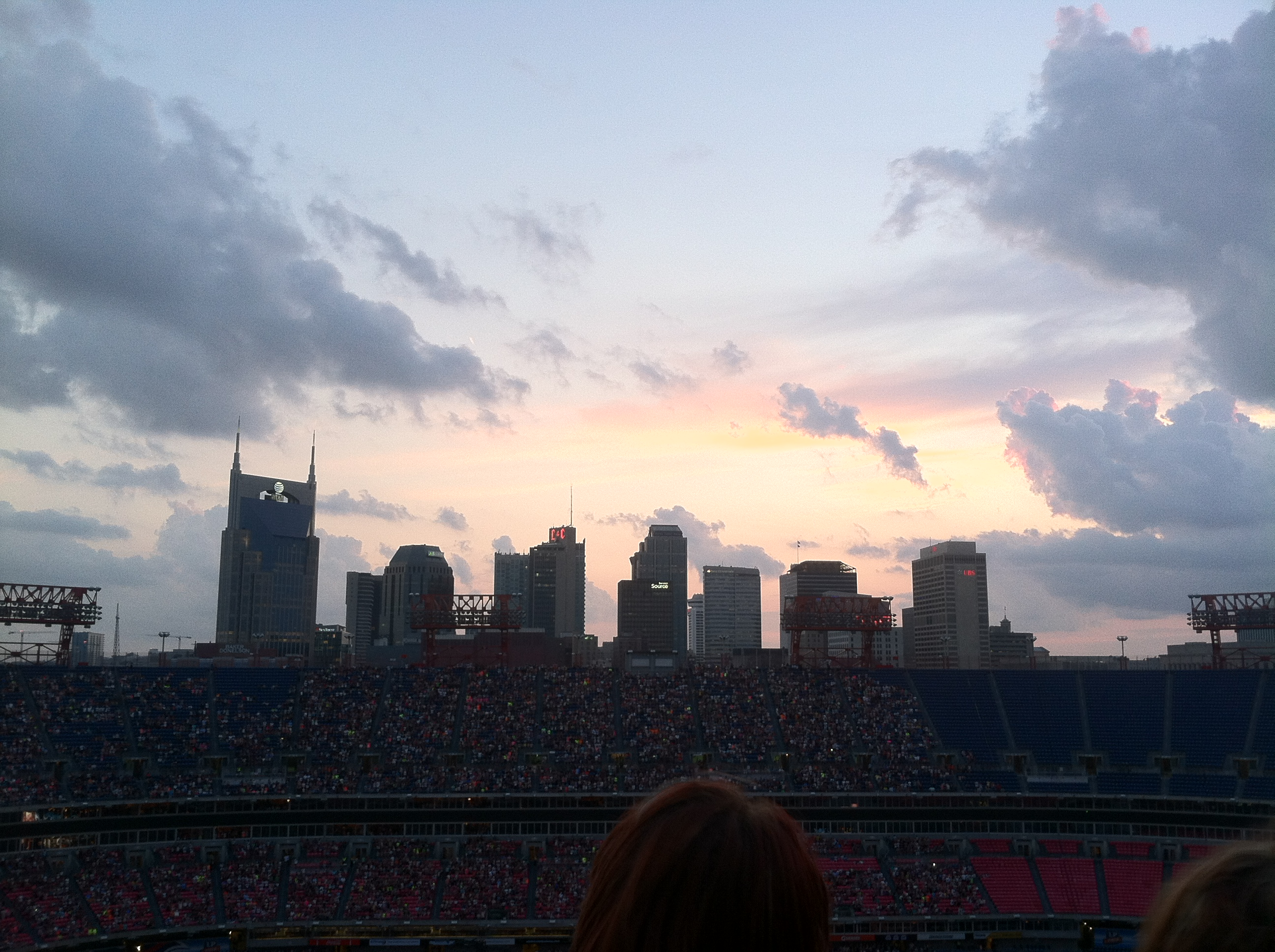 LP Field to Nissan Stadium