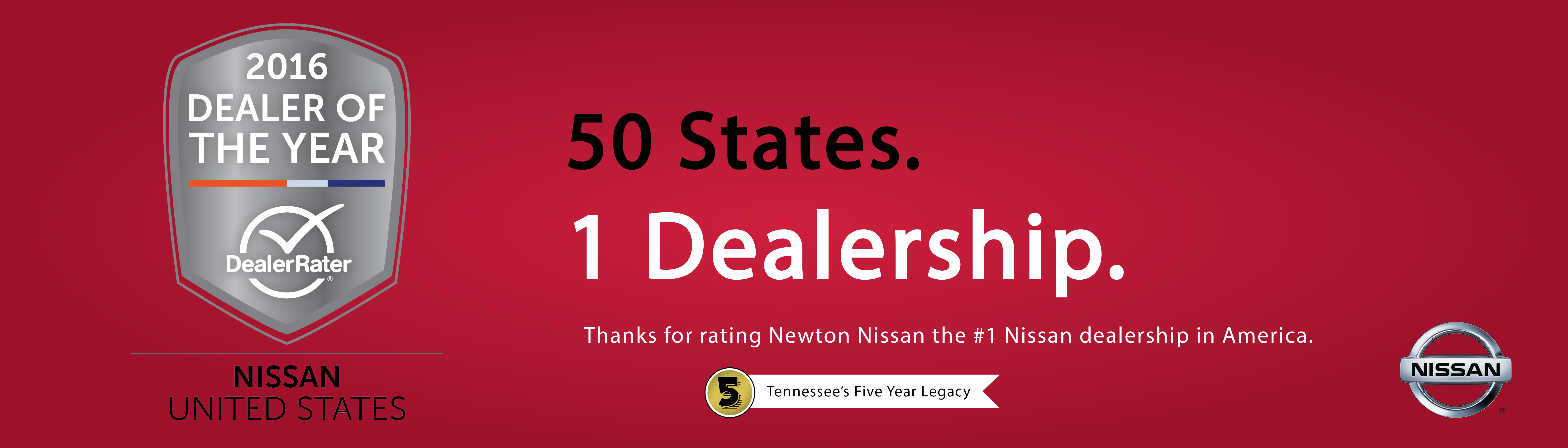 #1 Nissan Dealership in America