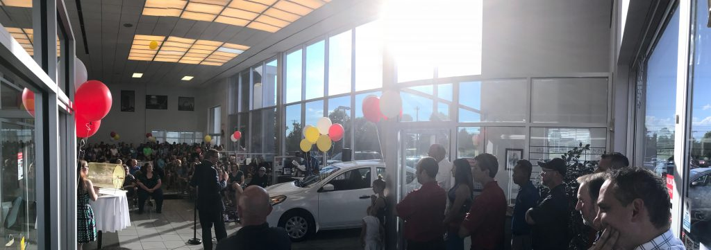 9th Annual Student Car Giveaway