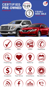 Download the Newton Nissan App!