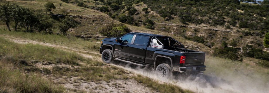 2017 GMC Sierra HD All Terrain X Canadian Release Date