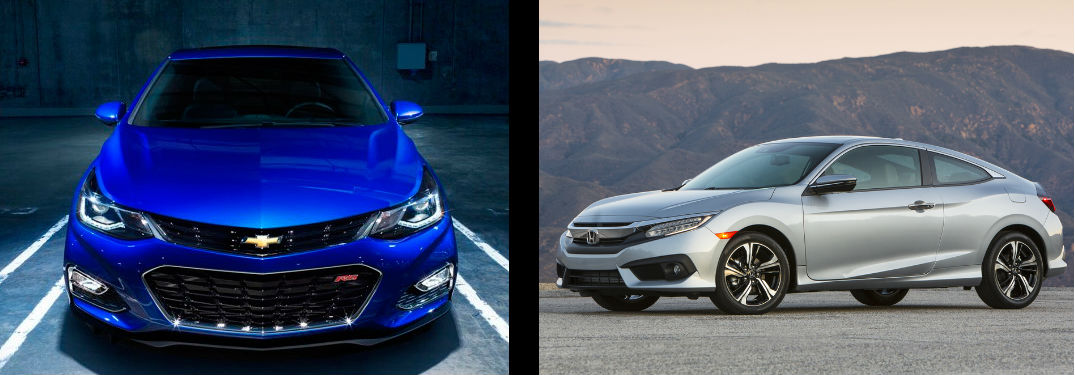 chevy cruze vs honda civic changes in overall reliability. Black Bedroom Furniture Sets. Home Design Ideas