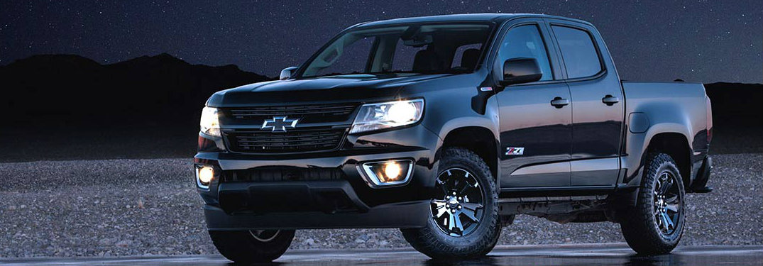 2017 chevy colorado z71 midnight canadian pricing information. Black Bedroom Furniture Sets. Home Design Ideas