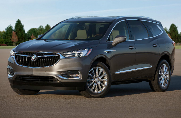 2018 buick enclave canadian release date. Black Bedroom Furniture Sets. Home Design Ideas