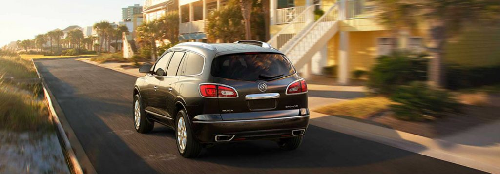 2018 Buick Enclave Engine Specs and Gas Mileage