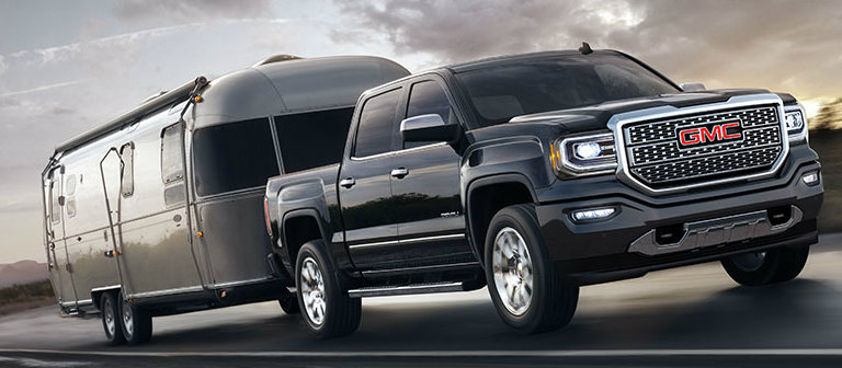 2018 gmc sierra 1500 denali towing and payload capabilities. Black Bedroom Furniture Sets. Home Design Ideas