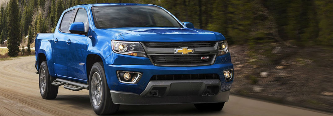 2018 Chevy Colorado Engine Specs And Towing Capacity