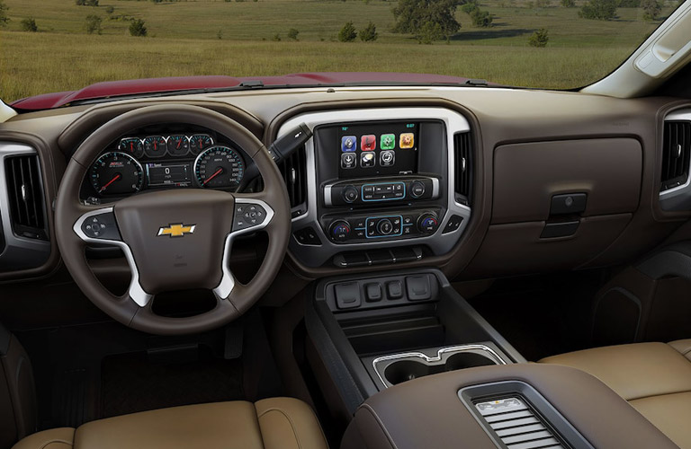 Amazing 2018 Chevy Silverado Dashboard Gallery