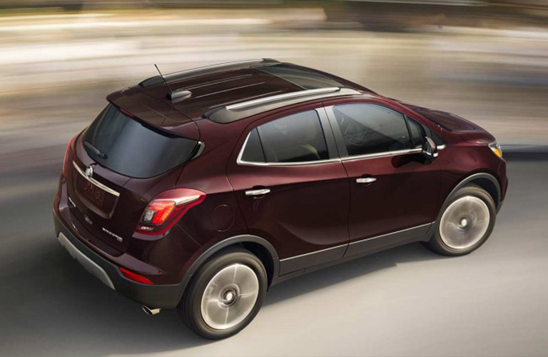 2018 buick encore safety features. Black Bedroom Furniture Sets. Home Design Ideas