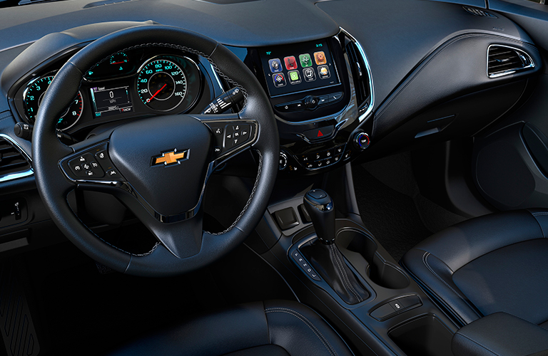 first new the drive chevy release car cruze concept interior