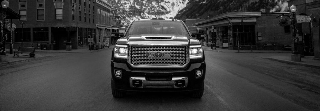 2018 GMC Sierra 2500HD Denali Engine Specs and Towing Capacity