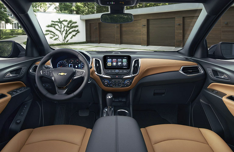 2018 Chevy Equinox Cabin and Cargo Room