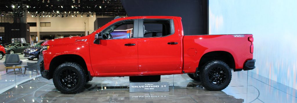 2019 Chevy Silverado Trail Boss Specs and Features