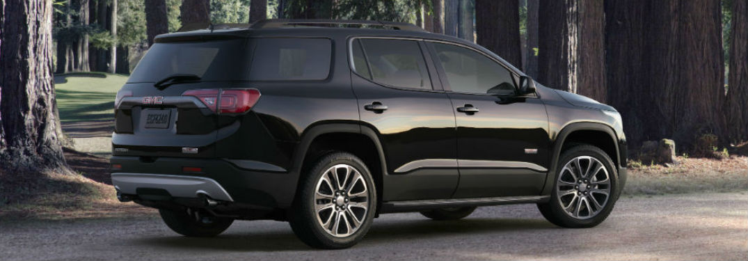 How Safe Is The GMC Acadia?