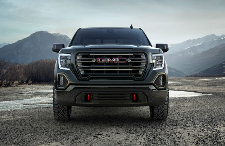 2019 GMC Sierra AT4 Specs and Features