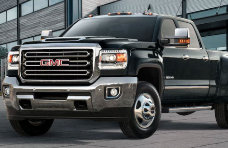 2018 Gmc Sierra 2500hd Interior Features And Amenities