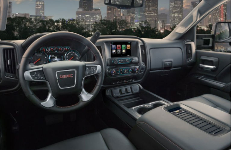 2019 GMC Sierra 2500HD Engine Performance and Features