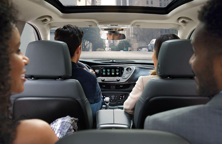 2019 Buick Envision Passenger and Cargo Volume