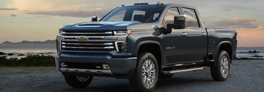Tell us more about the new Silverado HD