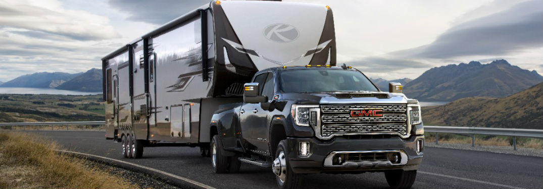 Check out the new Sierra Heavy Duty