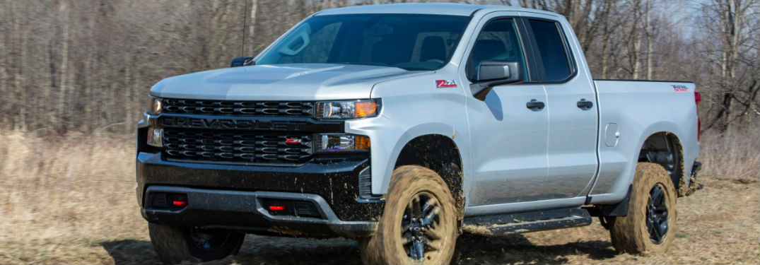 2020 Chevy Silverado 1500 Updates
