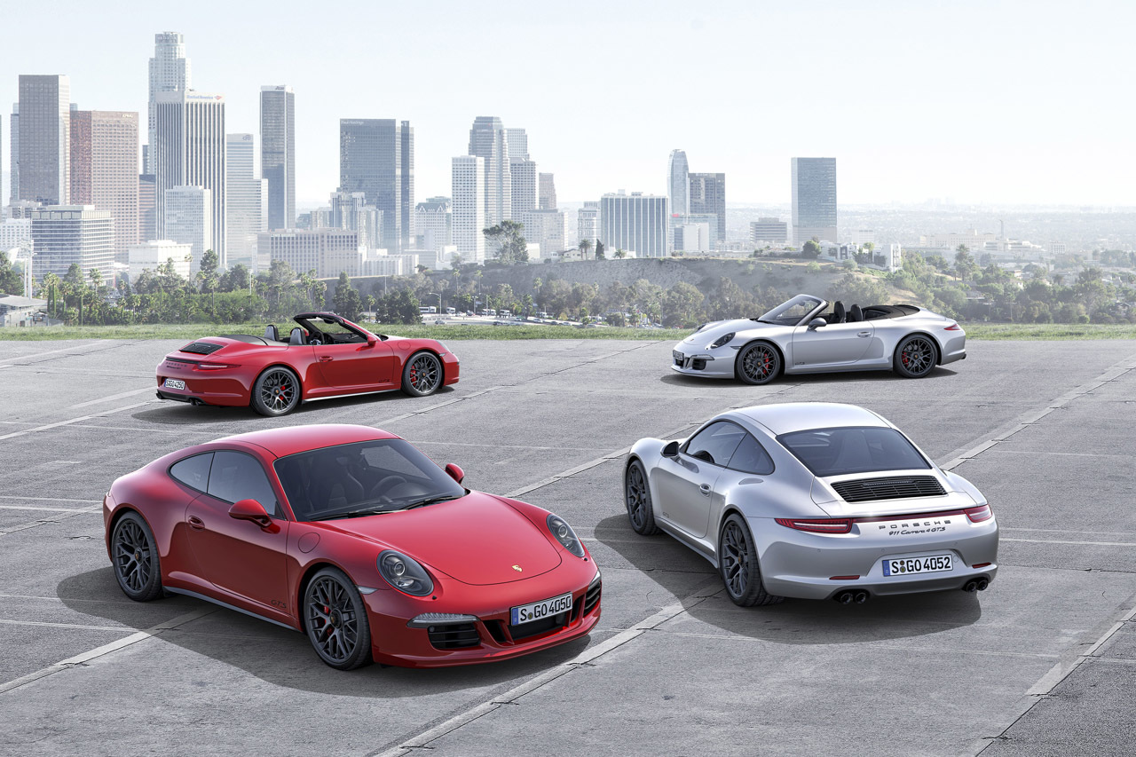 2015 Porsche 911 Gts Pricing And Release
