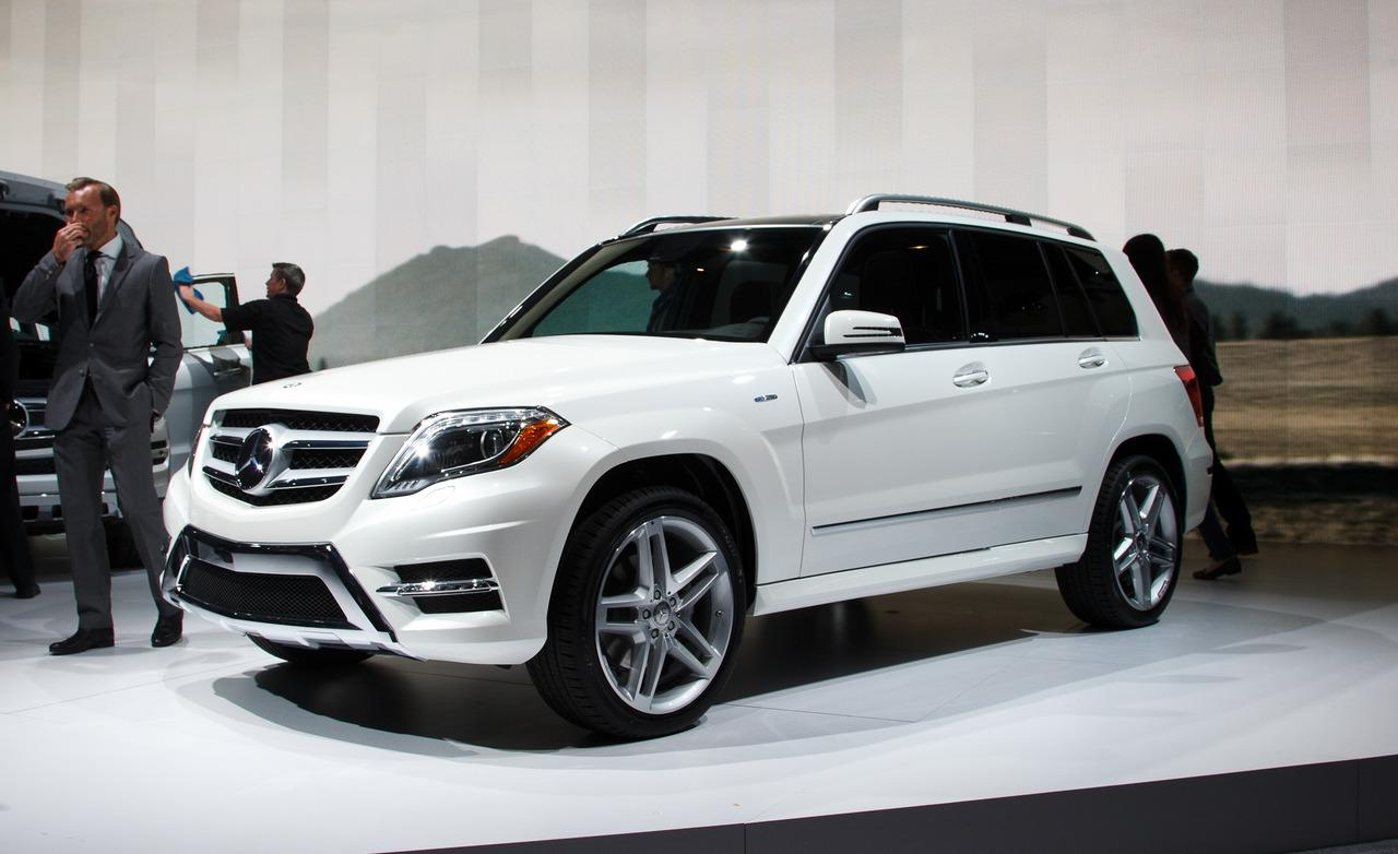 Perfect Holiday Gift. The 2014 Mercedes Ben GLK350