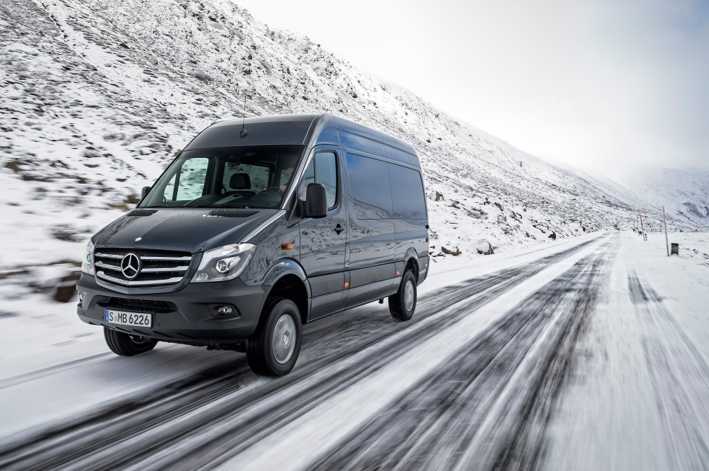 2015 Mercedes-Benz 4X4 Sprinter Coming Soon near Chicago