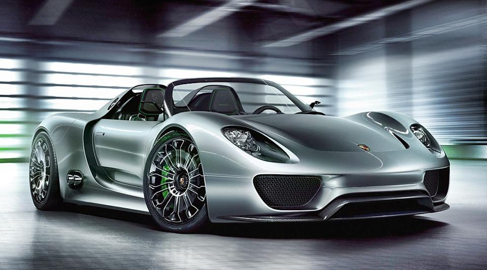 The 2015 Porsche 918 Spyder Coming Soon To Loeber Motors