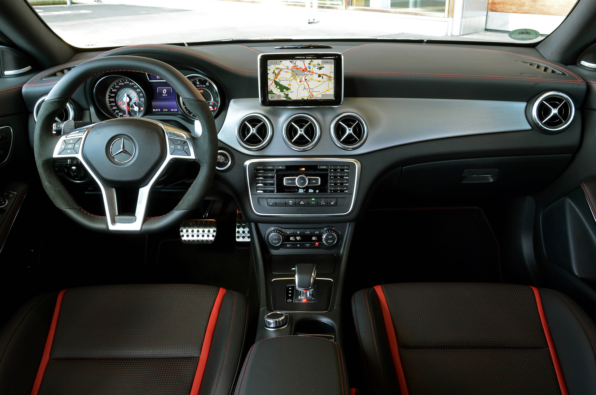 2014 mercedes benz cla45 amg loeber motors. Black Bedroom Furniture Sets. Home Design Ideas