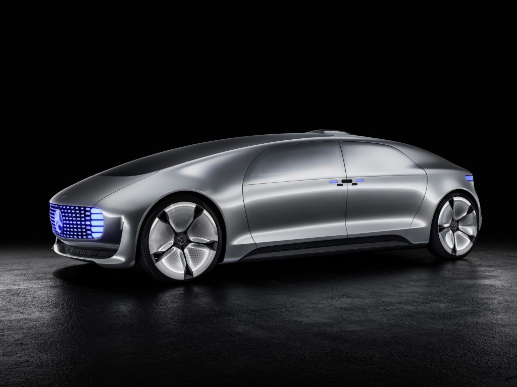 Mercedes Benz Lease >> Coolest Features of the Mercedes-Benz F 015 Concept