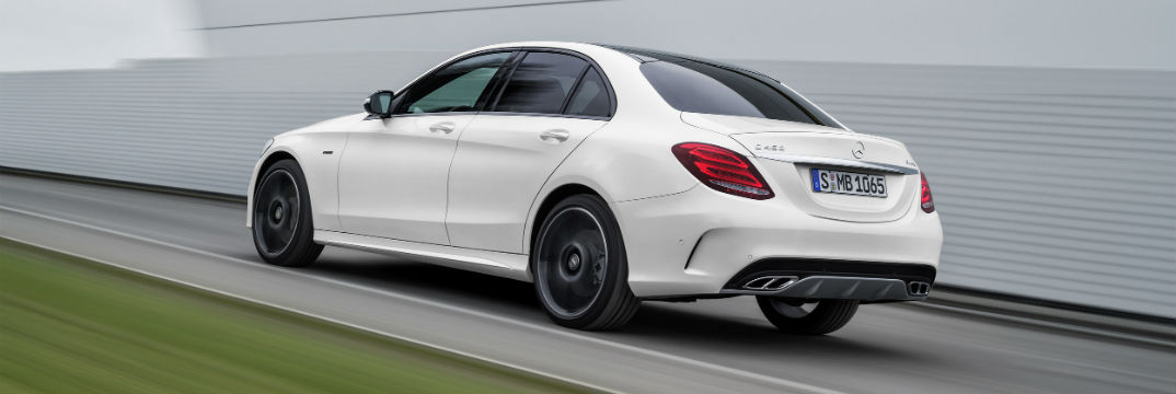 2016 mercedes benz c450 amg sport vs mercedes benz c300 for 2016 mercedes benz c300 4matic