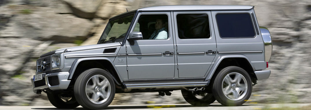 2016 Mercedes-AMG G65 Release Date