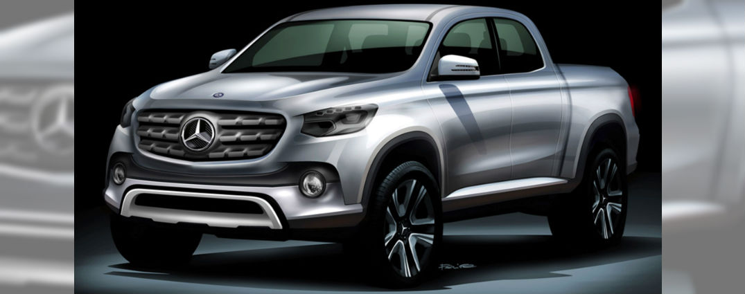 Mercedes-Benz Pickup Truck United States
