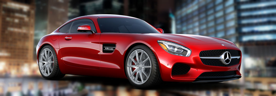 2016 Mercedes-Benz AMG GT S For Sale Chicago iL
