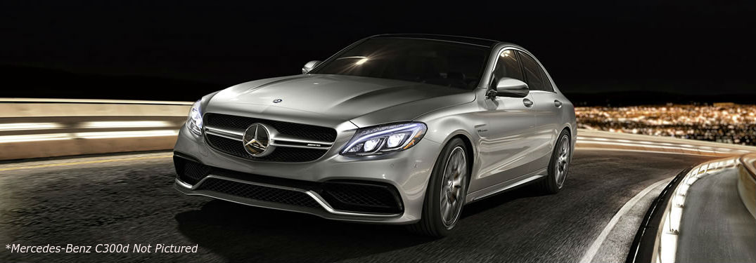 Diesel powered mercedes benz c300d to debut in 2016 for Official mercedes benz parts