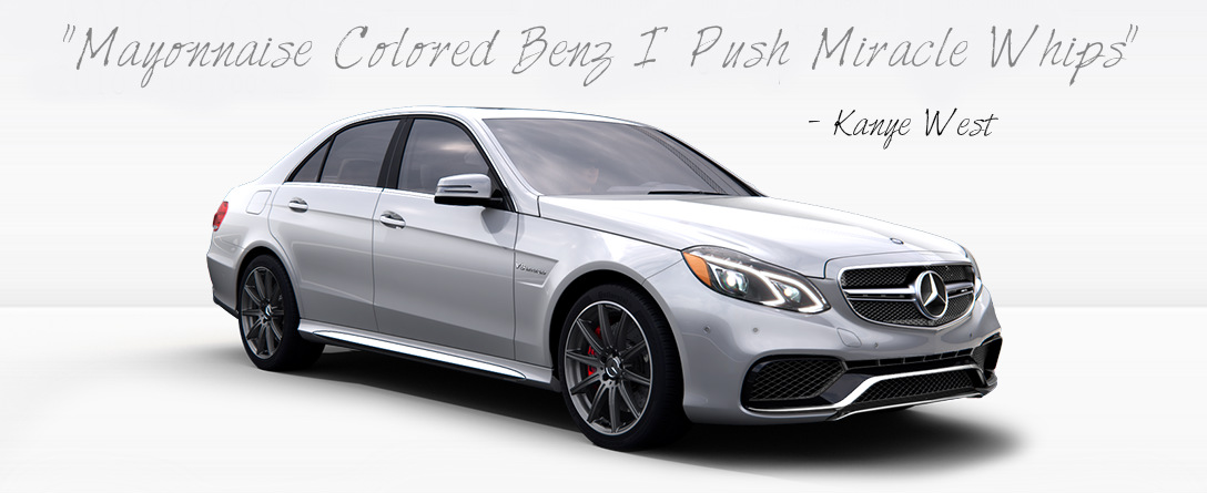 Best Mercedes Benz References In Kanye West Songs