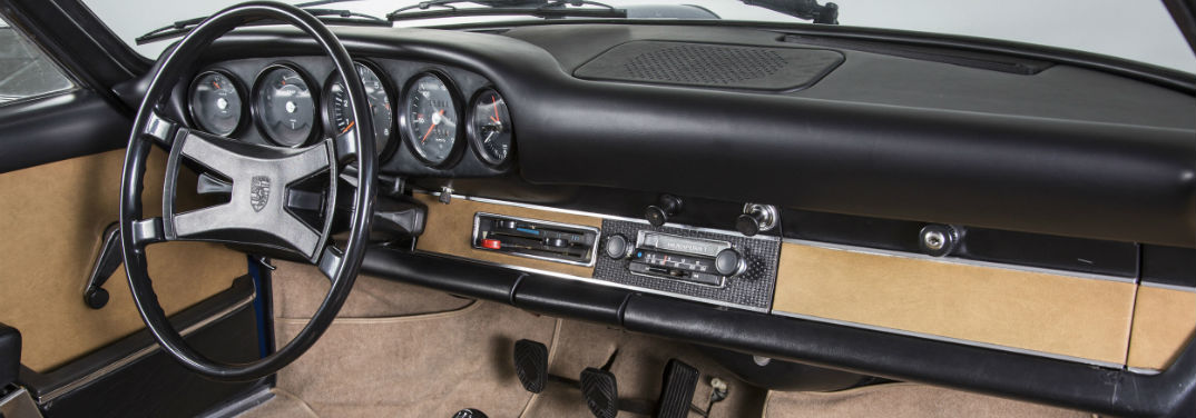 Porsche Classic Dashboard Replacement