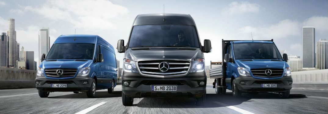 Answers to common questions about the Mercedes-Benz Sprinter