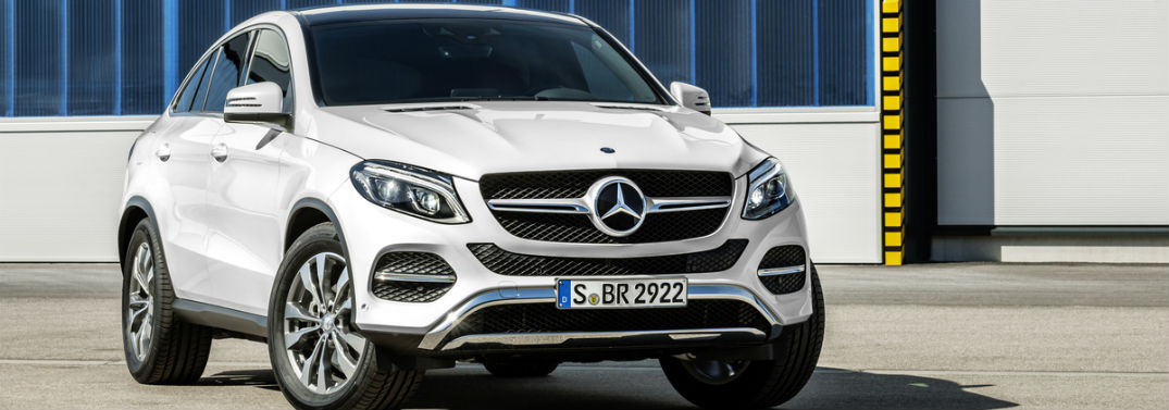 2016 mercedes benz gle coupe official pricing breakdown for Official mercedes benz parts