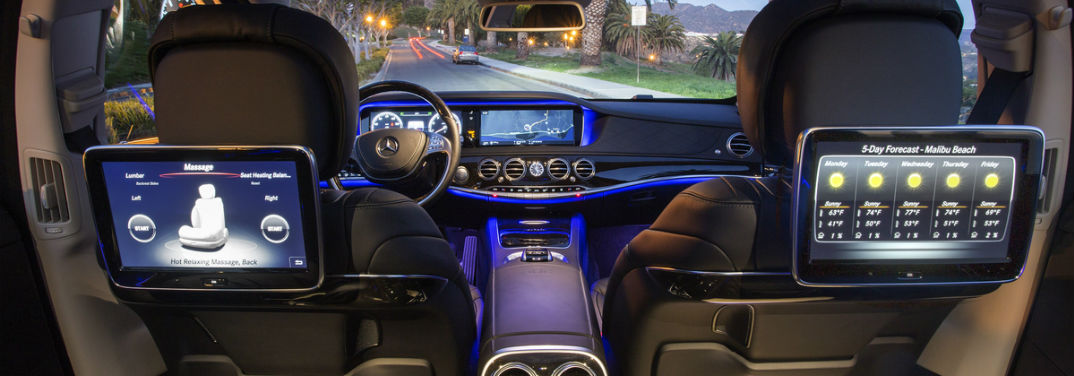 5 Mercedes Maybach S600 Features You Didn T Know Existed
