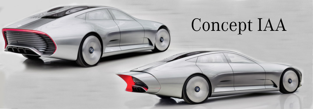 Mercedes-Benz Concept IAA Transform