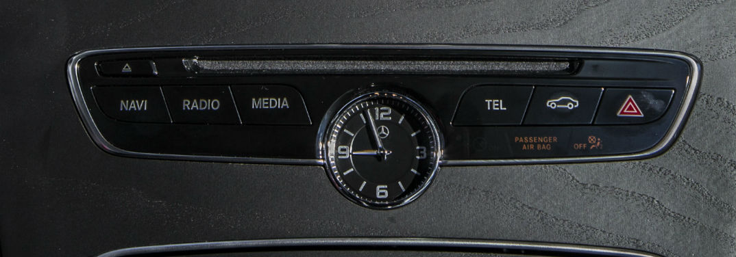 How To Set The Clock In A Mercedes Benz