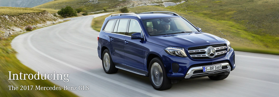 Mercedes-Benz GLS to replace GL-Class for 2017 Model Year