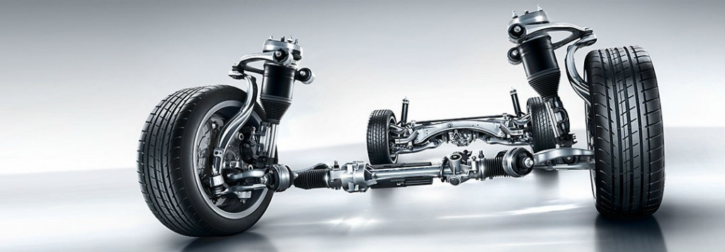 What Is A Mercedes Benz Airmatic Suspension