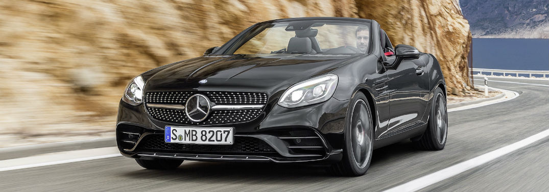 2017 Mercedes-Benz SLC Convertible Release Date