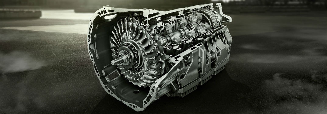 Mercedes-Benz 9G-TRONIC 9-Speed automatic Transmission